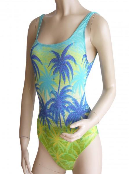 f5f0f2a66a34ff Sportlicher Badeanzug mit breiten, bequemen Trägern von Solar Tan ...