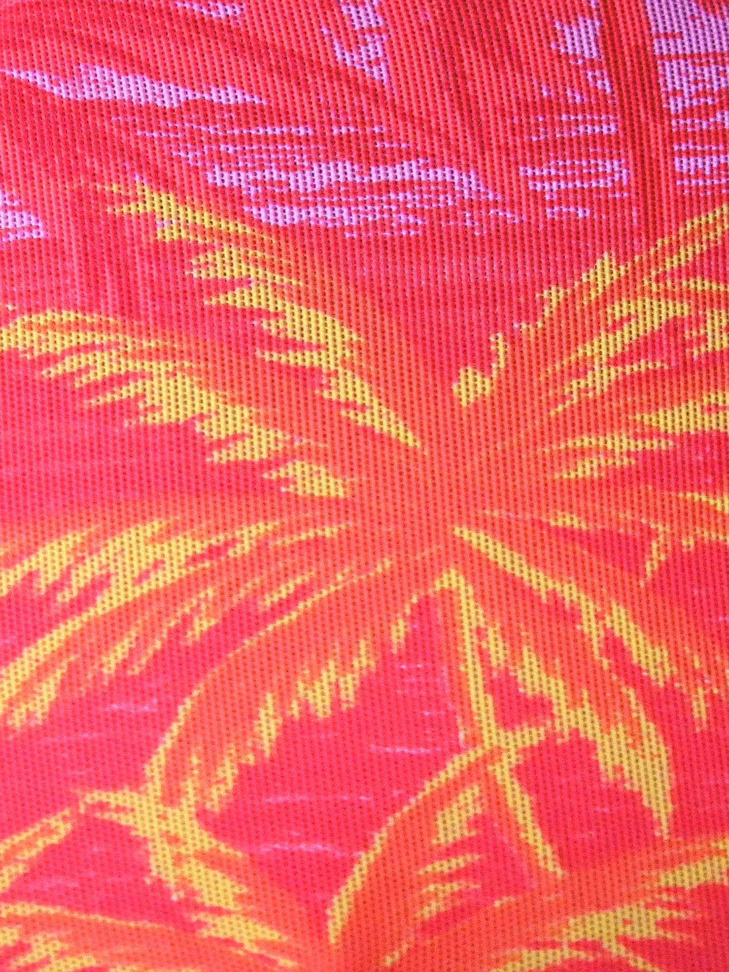 91f6cfc309ce86 ... Vorschau: Bügel-Badeanzug durchbäunend Gr. 36 D-Cup Palmen in rot