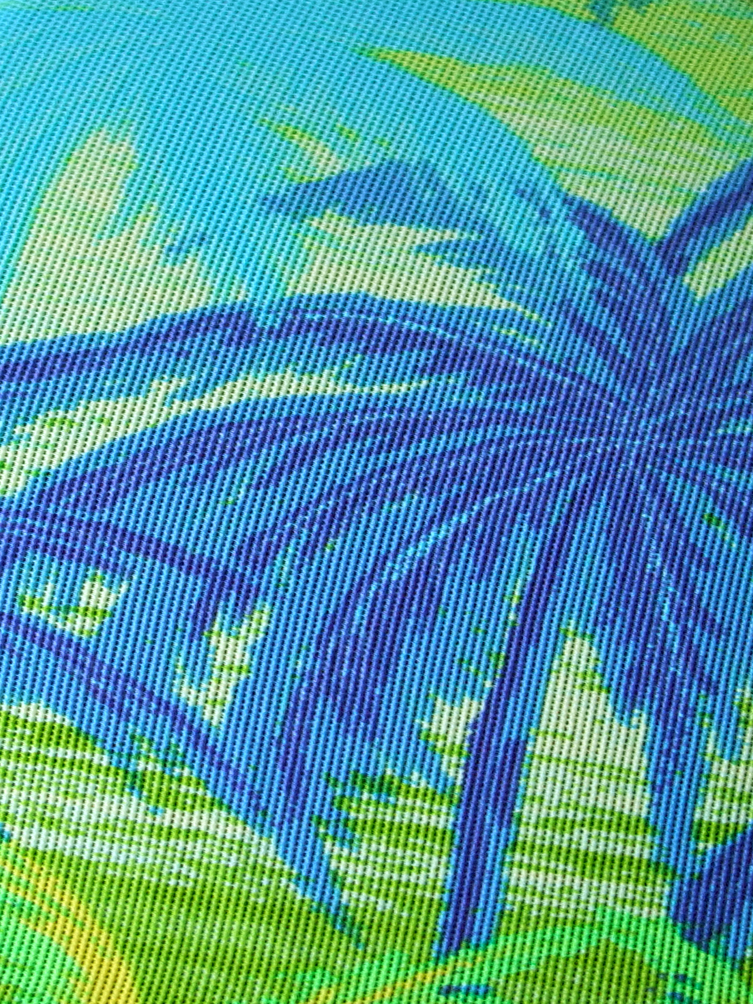 41a6ab50009266 ... Vorschau: Badeanzug durchbäunend sportlich Gr. 46 B-Cup Palmen in grün